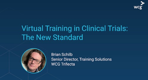 Virtual Site Training in Clinical Trials: Micro Webinar