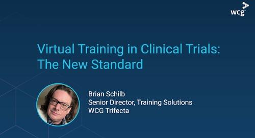 Virtual Site Training in Clinical Trials: Micro Webinar