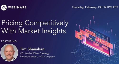 Pricing Competitively With Market Insights