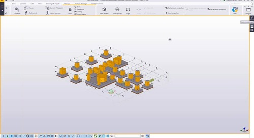 Webinar on Tekla Structures Concrete for Industrial Project