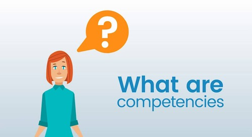 What are competencies?