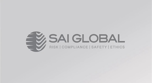 Integrated Risk Management (IRM) and SAI360