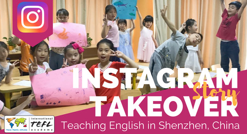 Day in the Life Teaching English in Shenzhen, China with Camille Heiden
