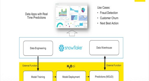 H2O.ai Data Science Partner Showcase