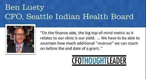 The Transformative Power of Data I Ben Luety, CFO, Seattle Indian Health Board