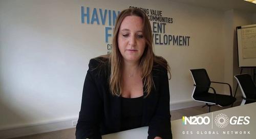 N200 GES Industry Views Alison Church Easyfairs