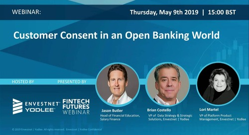 On-Demand Webinar: Customer Consent in an Open Banking World