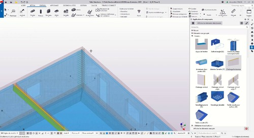 Tekla Structures, Outil BIM puissant pour le ferraillage