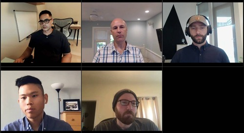 Fivetran Fireside Chat with Calix, Ternary Data, Dialpad & Mozart Data