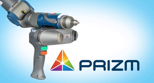 Takes 42 seconds to learn about 8-Axis ScanArm & PRIZM Color LLP