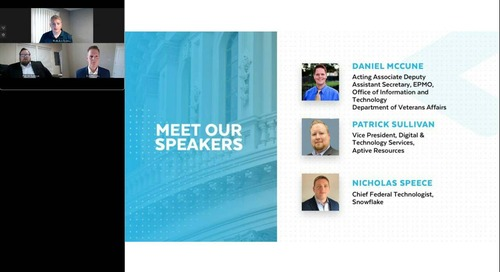 Data Champions Virtual Meetup - April