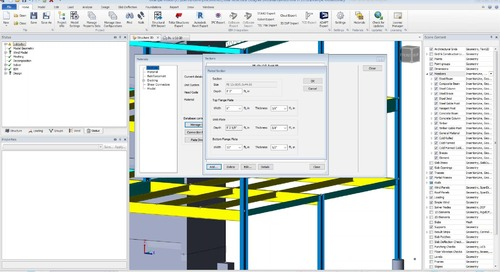 Implementing New Features in Tekla Structural Designer