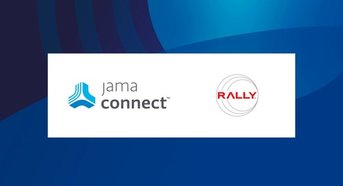 Jama Connect™ + RALLY