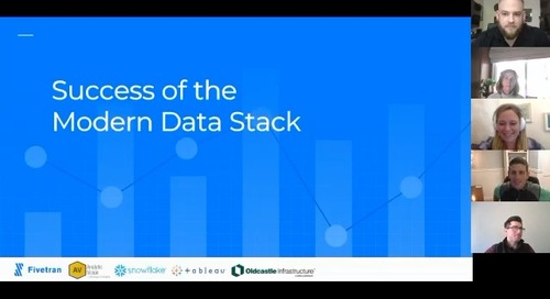 Success of the Modern Data Stack