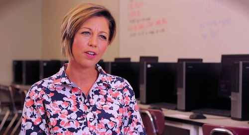 A High School Administrator Shares How Blended Learning Helps Students and Teachers