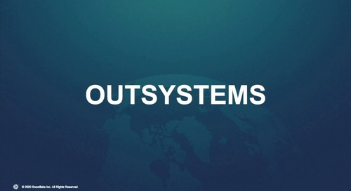 Outsystems Testimonial (in Portuguese)