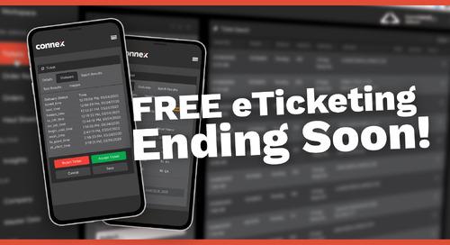 FREE eTicketing Essentials Ending Soon!