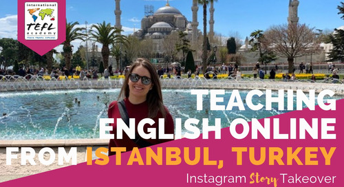 Day in the Life Teaching English Online from Istanbul, Turkey with Courtney Brady