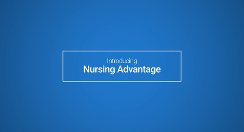 Nursing Advantage: Customer Story