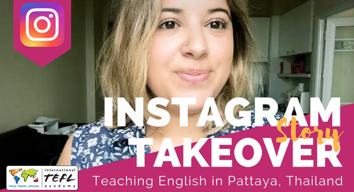 Day in the Life Teaching English in Pattaya, Thailand with Krista Alessandri