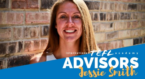 International TEFL Academy Advisor - Jessie Smith