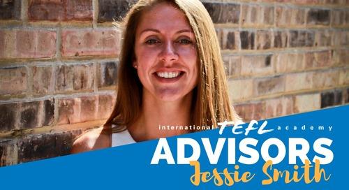 International TEFL Academy Advisor - Jessie Smith