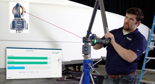 How to perform detailed measurement on large parts & assemblies