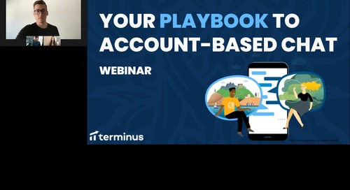 [Webinar] Your Playbook to Account-Based Chat