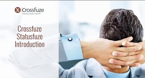 Crossfuze Statusfuze Introduction