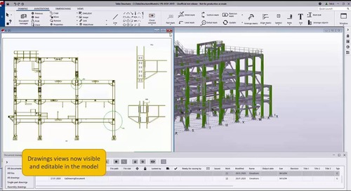 Tekla 2020 - What's New for Steel