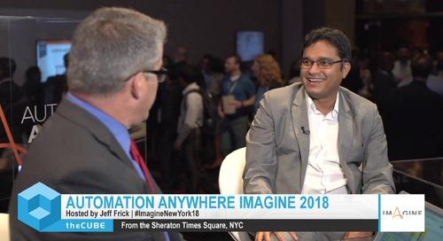 Ankur Kothari - Creating the Ultimate Platform for RPA users