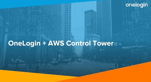 OneLogin + AWS Control Tower Demo