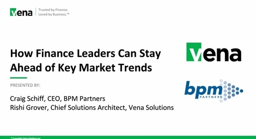 How Finance Leaders Can Stay Ahead of Key Market Trends