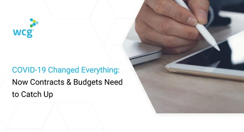 COVID-19 Changed Everything - Now Contracts and Budgets Need to Catch Up