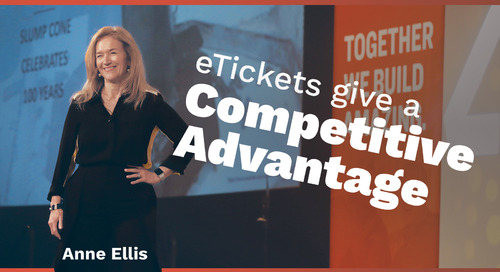 eTicketing Gives you a Competitive Advantage