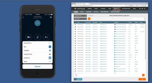 Demo - Netskope for Skype for Business