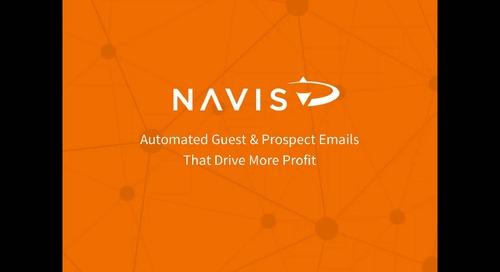 NAVIS Performance Webinar Series: Automated Guest & Prospect Emails that Drive More Profit