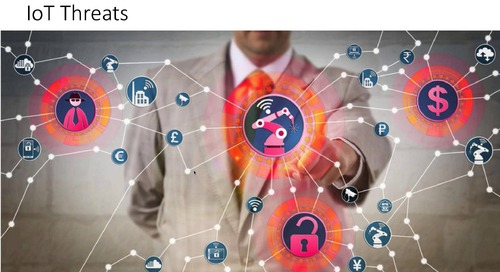 The 4 Current Threats Enterprises Can't Ignore