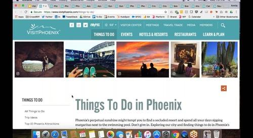 Live Q&A with Visit Phoenix