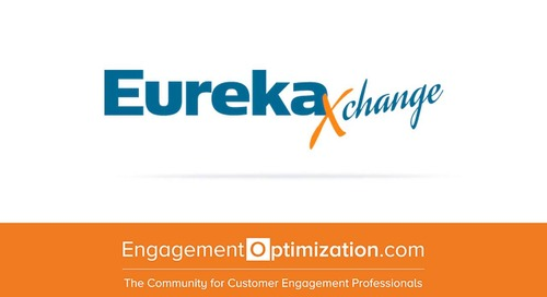 Eureka Xchange - App Store for Analytics
