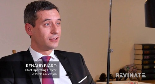 Revinate Heroes - Renaud Biard, Chief Operating Officer