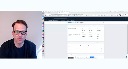 BIM 360 Work-around:  Using a Daily Log Checklist