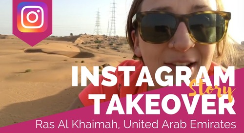 Day in the Life Teaching English in Ras Al Khaimah, United Arab Emirates with Katie Ayers