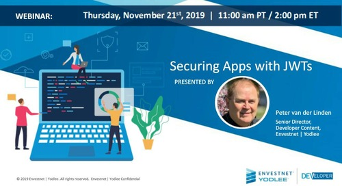 On-Demand Webinar: Securing Apps with JWTs