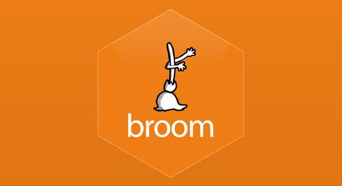 Convenient analysis with broom - Alex Hayes