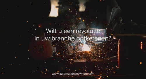 Reimagine Possible. Add Automation._nl-NL