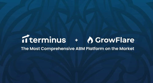 Terminus Acquires GrowFlare (Sales Intelligence)