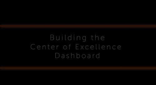 How to Build a CoE Dashboard | Automation Anywhere