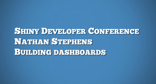 Dashboards - Nathan Stephens