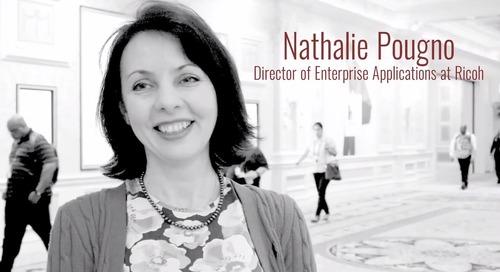 ServiceNow Success Story: Nathalie Pougno, Ricoh